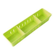Adjustable New Drawer Organizer Home Kitchen Board Divider Makeup Storage Box wq