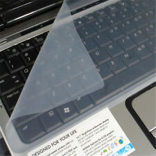 """12.4""""X5.31"""" Universal Cover Laptop Keyboard Skin Clean Silicone Protector Cheap"""
