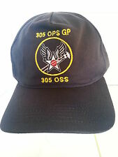 305 Operations Group / 305th Operations Squadron Air Force Military Ball Cap Hat