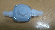 MOTORHOME CARAVAN MARING SHURFLO WATER PUMP FILTER CLEAR TYPE