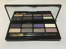 NEW Estee Lauder 8 Shades Eyeshadow Pure Color Compact Palette Brush 09 72...