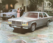 Great Condition 1980 FORD LTD BROCHURE 80