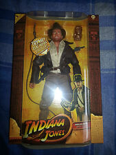 "Hasbro 12"" Indiana Jones figura hablando, Raiders of the Lost Ark Nuevo"