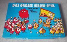 Das grosse Hessen Spiel Vintage 70er Brettspiel Rudi Hoffmann (Halali) CDU