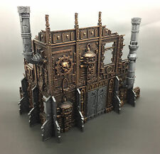 GAMES WORKSHOP WARHAMMER 40,000 NECROMUNDA IMPERIAL MANUFACTORUM TERRAIN SCENERY