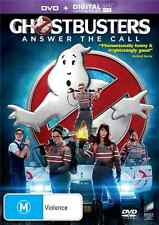 GHOSTBUSTERS - 2016 Movie : NEW DVD