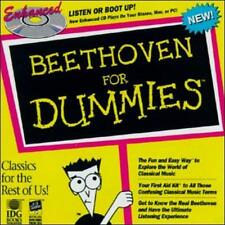 Beethoven for Dummies (CD, EMI Music Distribution)
