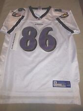 Baltimore Ravens REEBOK TODD HEAP #86 NFL Jersey Size XL 18/20 YOUTH