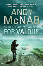 For Valour by Andy McNab (Paperback, 2015)