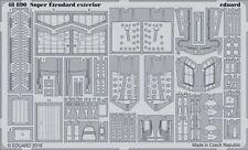 Eduard 1/48 super etendard extérieur # 48890