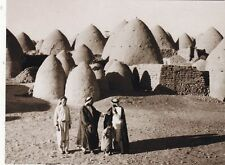 "*Postcard-""Beehive Shaped Homes""  @ Allepo in Syria-  (B-425)"
