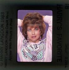 U123 Linda Gray Harry Langdon Transparency w/rights