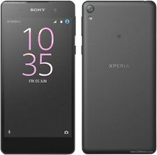 "Brand New Sony Xperia E5 16GB 5.0"" Graphite Black Colour  Unlocked Android 6.0"