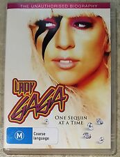 Lady Gaga - One Sequin At A Time DVD in EXCELLENT condition (Region 4 PAL)
