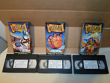 Tested ! Lot The Story Keepers VHS A D 64 AD Breakout/Raging Waters/Sink or Swim