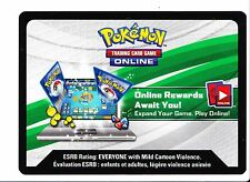 Pokemon: Roaring Skies Online Code Card