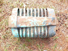 John Deere M Tractor part - Front Grille Assembly with Screens Nose Cone