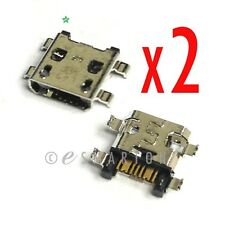 2 X Samsung Galaxy Light SGH-T399 USB Dock Connector Charging Port Charger USA
