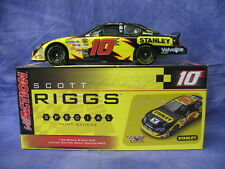 2006 Nascar Action 1:24 Scale Stock Car Special Paint Scheme Scott Riggs 10