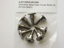 Yamaha XJR1300 XJR1200 YZF FJR Stainless Cam Cover Bolts 90109-066F0 (8)