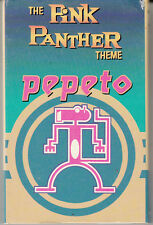 "K 7 AUDIO (TAPE) PEPETO ""THE PINK PANTHER THEME""  (HOUSE)"