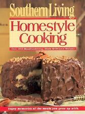 Southern Living Homestyle Cooking-ExLibrary