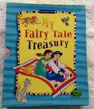 MY FAIRY TALE TREASURY 5 BOARD BOOKS VOLUME TWO 2003 THE CLEVER FACTORY