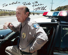 Dayton Callie - Wayne Unser - Sons of Anarchy - Signed Autograph REPRINT