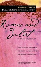 Romeo and Juliet (Folger Shakespeare Library) by William Shakespeare, (Mass Mark