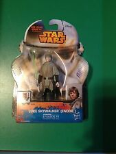STAR WARS RETURN OF THE JEDI LUKE SKYWALKER ENDOR  SL25  HASBRO DISNEY 2014