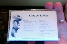 King of Kings- self titled- new/sealed promo cassette tape