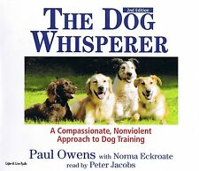 The Dog Whisperer - Paul Owens/Norma Eckroate (LL224) - 4CD/New - FREE SHIPPING