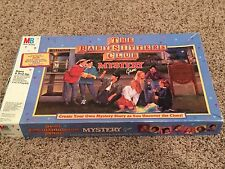 VTG 1992 The Babysitters Club Books Board Game Baby Sitter Milton Bradley Girl