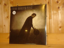TOM WAITS Mule Variations ORIG ANTI EPITAPH 2x 180g LP NEW SEALED