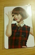 Orange caramel nana shanghai romance official photocard Kpop k-pop u.s seller