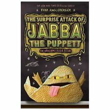 Surprise Attack of Jabba the Puppett (Origami Yoda)-ExLibrary