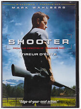 SHOOTER (DVD, 2007,Canadian)