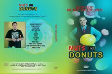 Balloon Twisting DVD - Nuts For Donuts - Dustin Queary - 2015 Release