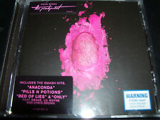 Nicki Minaj The Pinkprint (Australia) (Ft Anaconda & Pills & Potions) CD - NEW