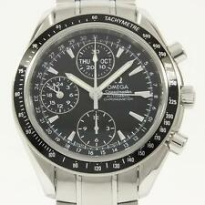 Authentic OMEGA REF.3220 50 Speedmaster Day Date Automatic  #260-000-854-9334
