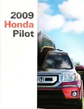 2009 09 Honda Pilot Original Sales Brochure MINT
