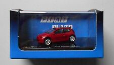 RED 2003 FIAT PUNTO RICKO 1:87 Diecast Minature Car HO Scale