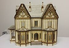 Kristiana Tudor 1:48 scale dollhouse Kit With shingles included