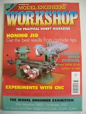 Model Engineers Workshop. The Practical Hobby Magazine. No. 69. November, 2000.