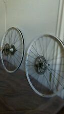 "Vintage mavic cross link disc 26"" cannondale wheels rims nos"