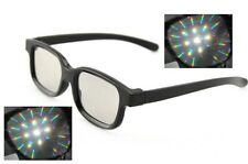 Diffraction Glasses - Rainbow Pattern - Rave Party Glasses