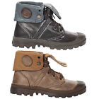 Palladium Pallabrouse Baggy L2 Leather Herren Stiefel Boots