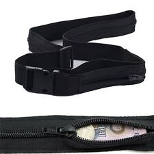Fashionable Outdoor Wallet Money Pocket  Elastic Multifunction Invisible Belt