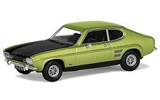 VANGUARDS FORD CAPRI MKI 1600GT XLR FERN GREEN METALLIC VA13310