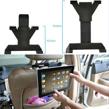 """Supporto Da Auto Staffa Poggiatesta Regolabile Per Ipad Tablet fino a 10"""" hsb"""